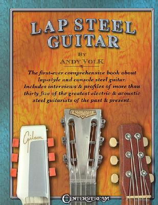 Lap Steel Guitar By Volk, Andy