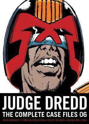 Judge Dredd 6 By Wagner, John/ Grant, Alan